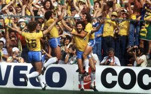 O Brasil de 1982 | AFP