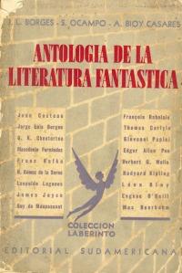 A primeira edição da antologia