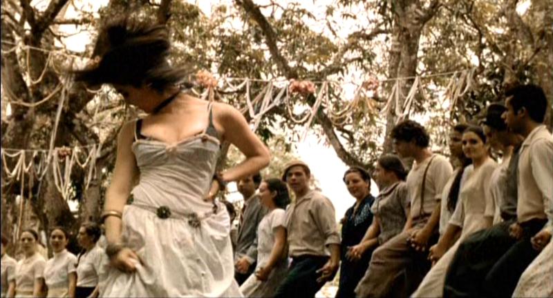 A dança de Ana encerra livro e filme