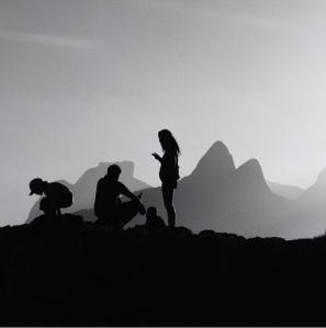 """Foto de @gbuzak selecionada para o livro """"Rio365"""""""