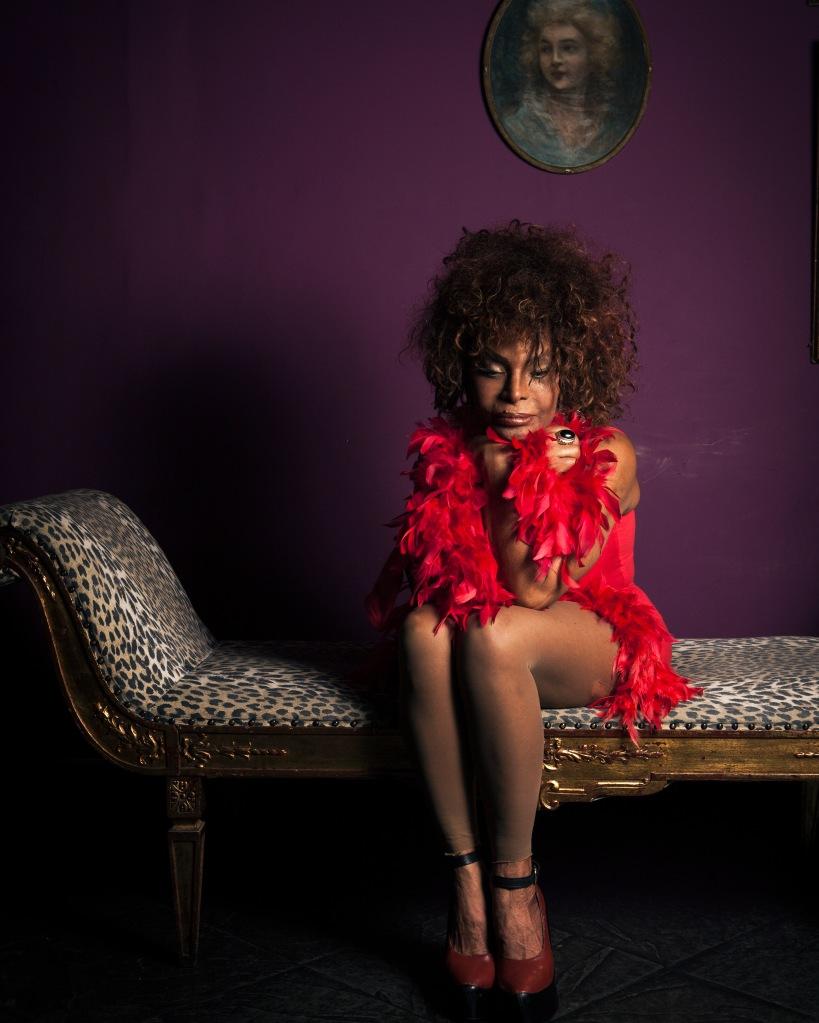 Elza Soares | Foto: Daryan Dornelles