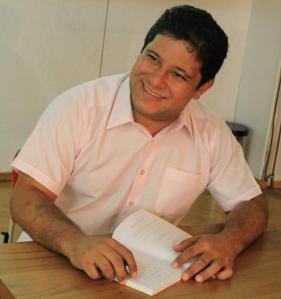 O jornalista Frederico Teixeira