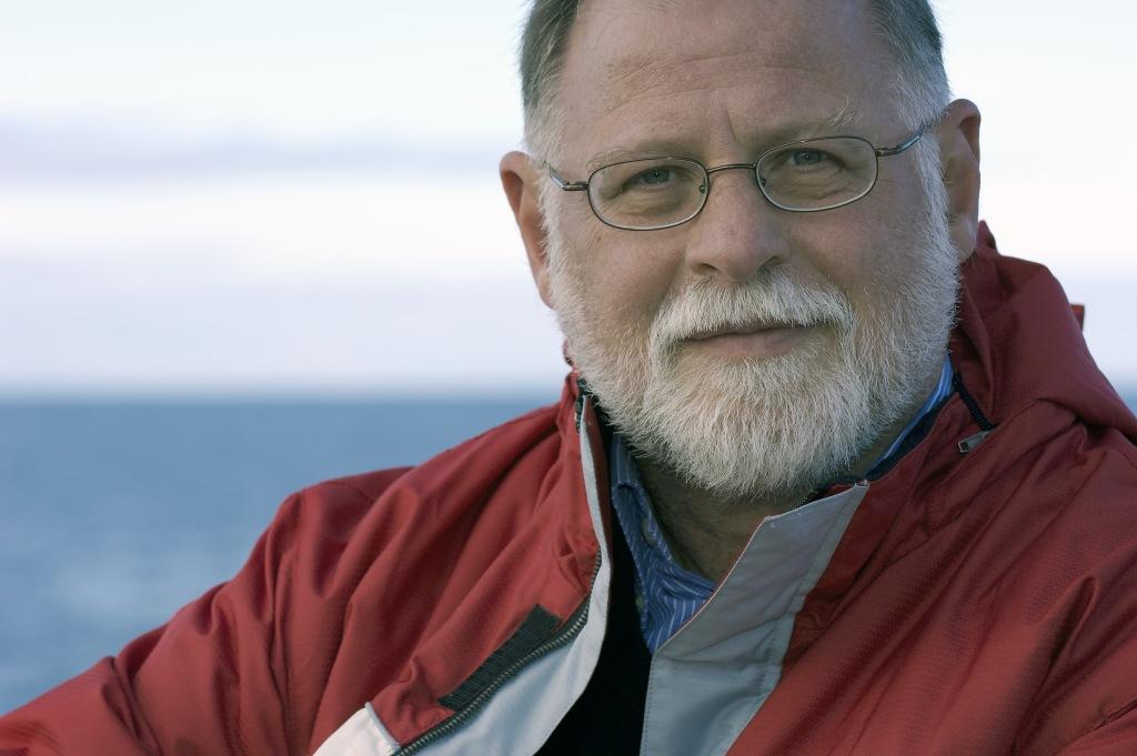 O escritor Alberto Manguel