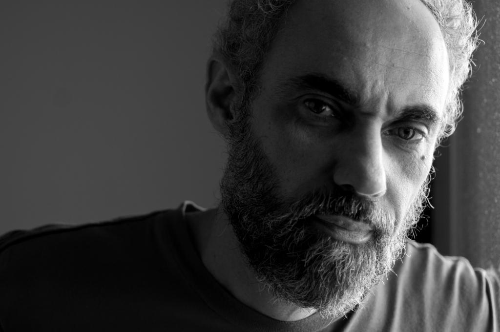 O escritor João Anzanello Carrascoza