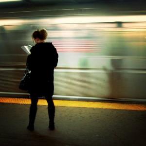 ler no metro