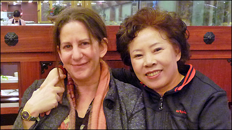 Barbara Demick e a senhora Song