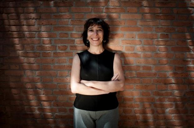 A escritora Noemi Jaffe