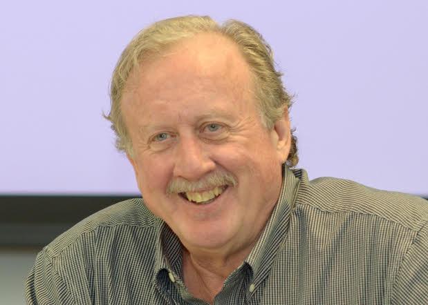 O jornalista William Rempel | Foto: Alan Mittelstaedt