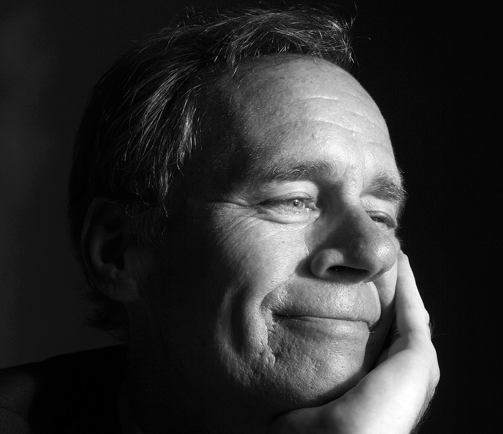 O jornalista David Carr | Chester Higgins Jr./The New York Times