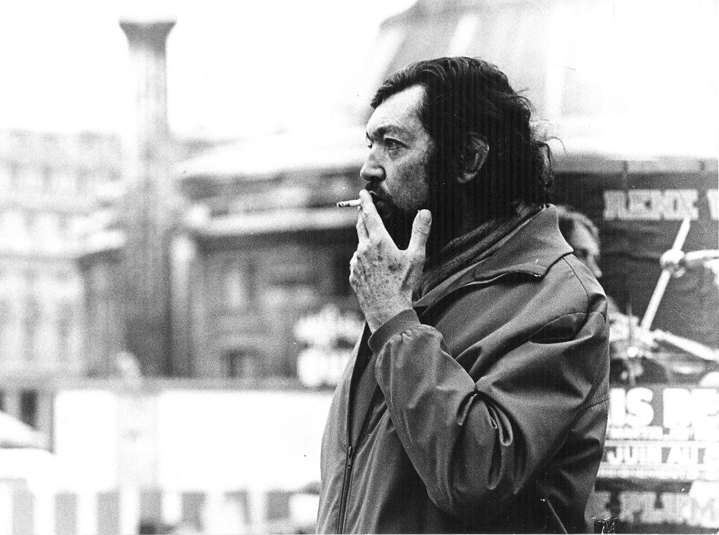 O escritor argentino Julio Cortázar, personagem de Tiago Franco