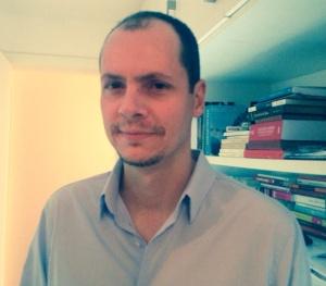 O escritor Tiago Franco | Foto: Arquivo pessoal