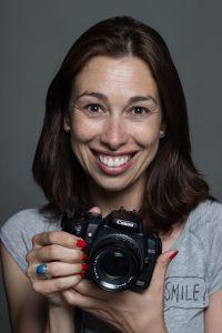 Sandra Nobre, a autora do Acordo Fotográfico