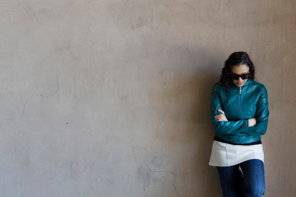 A escritora chilena Lina Meruane | Foto: Daniel Mordzinski