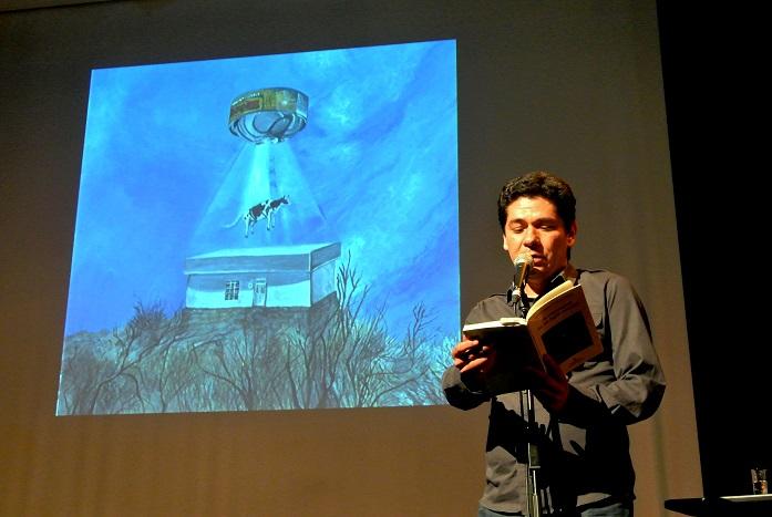 O escritor mexicano Juan Pablo Villalobos | Foto: The Mexican Londoner