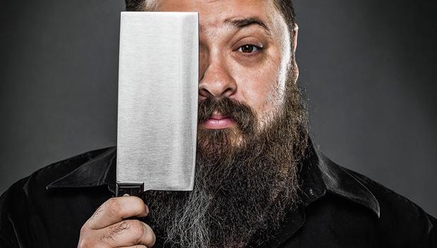 """Julio Bernardo, autor de """"Dias de Feira"""""""