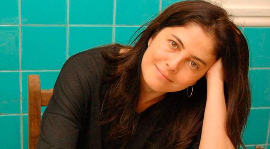 A escritora argentina Selva Almada