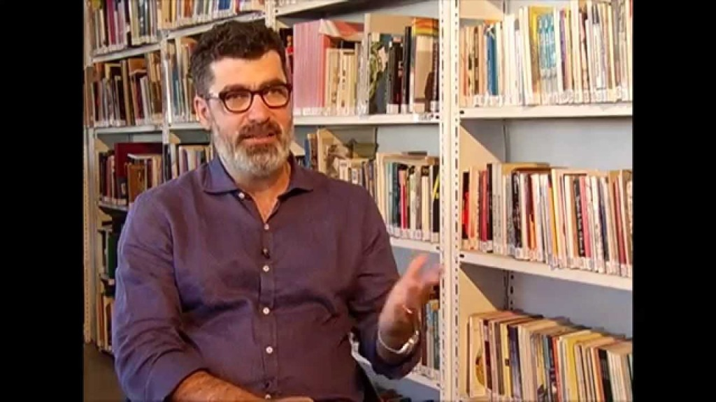 O escritor e jornalista Lucas Figueiredo