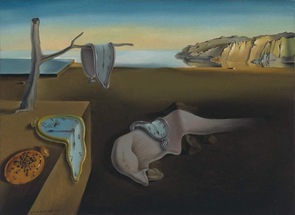 """A """"Persistência da Memória"""", de Dali"""
