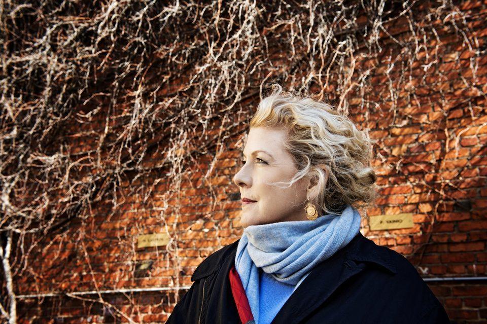 A escritora Jennifer Clement | Foto: Cata Portin