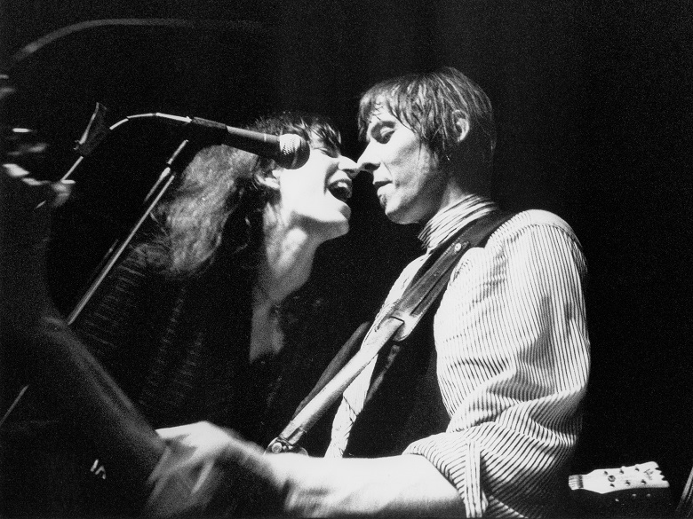 Patti Smith e Fred Sonic Smith | Foto: Sue Rynski