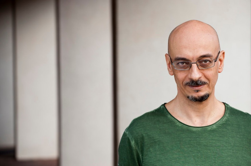 O escritor Sérgio Rodrigues