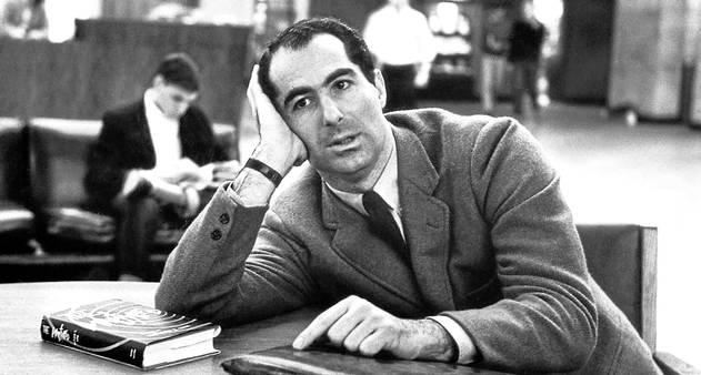 Philip Roth, morto em 22 de maio
